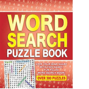 Spiral Bound Wordsearch