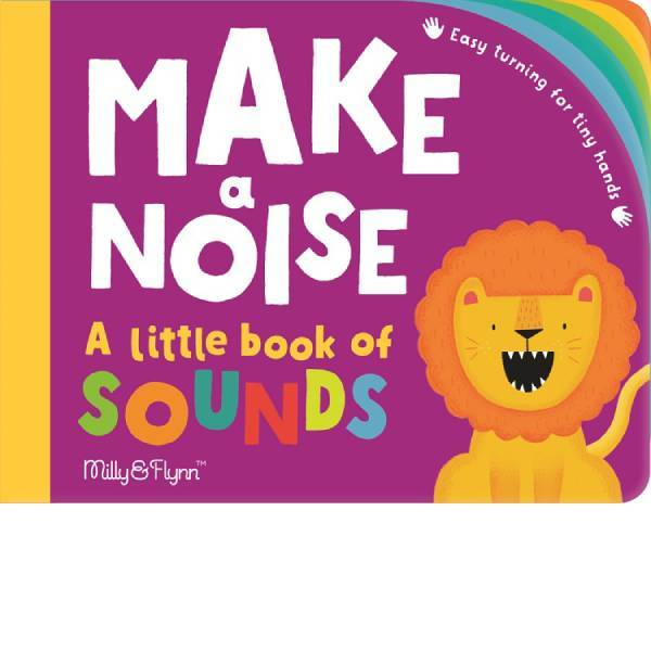 Make A Noise A Little Book of Sounds