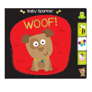 Baby Sparklers Animals Board Book