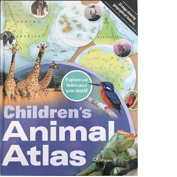 Childrens Animal Atlas