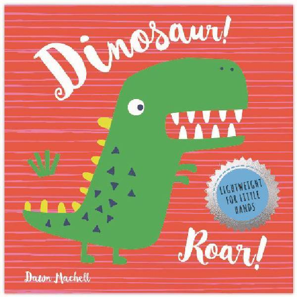 Dinosaur Roar Brilliant Beginnings Board