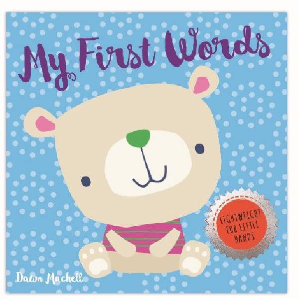 First Words Brilliant Beginnings Board