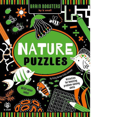 Brain Boosters Nature Puzzles
