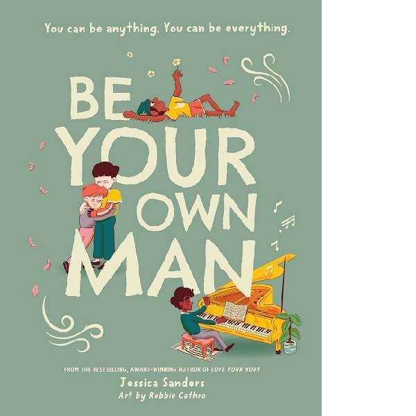 Be Your Own Man  (Available 10th October)
