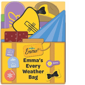 Emmas Every Weather Bag Lift the Flap Board