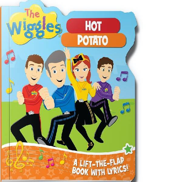 The Wiggles Hot Potato Lift The Flap