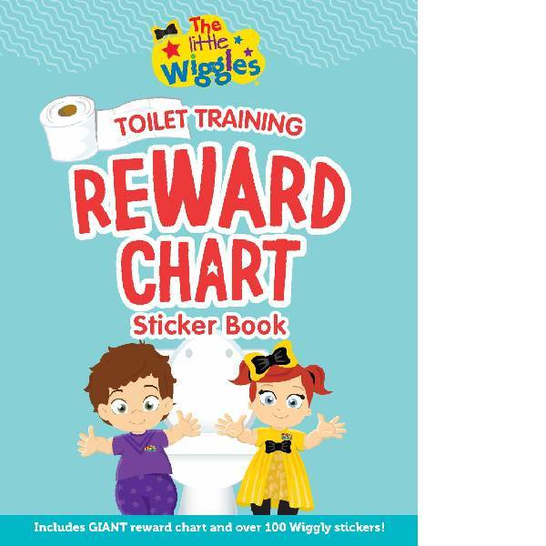 Wiggles Toilet Time Reward Chart