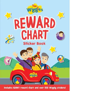 Wiggles Reward Sticker Chart Book