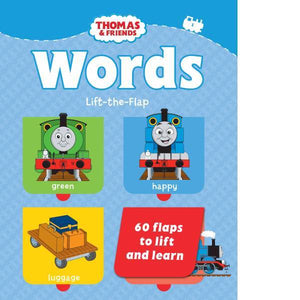 Thomas & Friends Word Lift The Flap