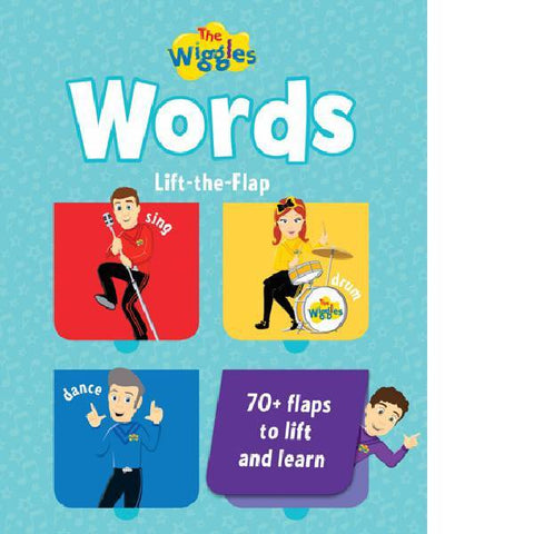 Wiggles Word Book