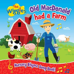 The Wiggles Old MacDonald Had a Farm  Song Book