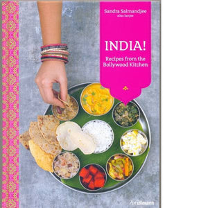 India Recipes From The Bollywood Kitchen