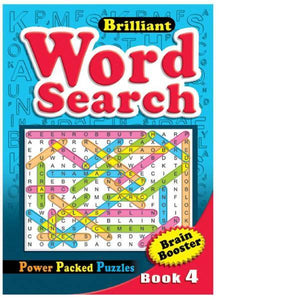 Brilliant Wordsearch Bk 4