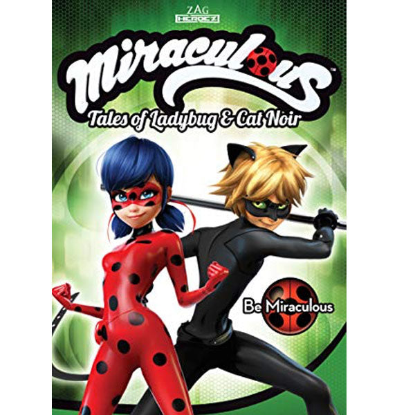 Miraculous #1 Stormy Weather  Junior Fiction