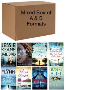 Mixed Carton of 50 A & B Formats