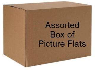 Mixed Box of Picture Flats