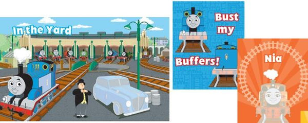 Thomas & Friends Stick A Picture