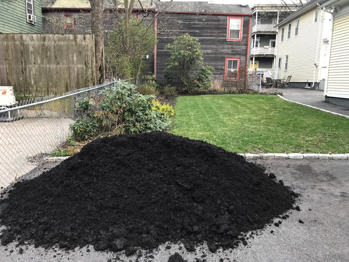 Delivery to your Driveway - Soil, Compost, Leaf Mulch