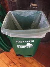Curbside Green Bin Compostable Liners-PERFECT fit! (45 liners)