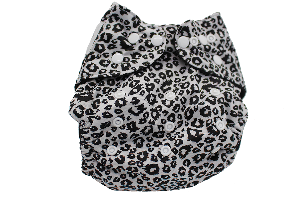POCKET WASHABLE DIAPER - DITA - 9 TO 34 LBS