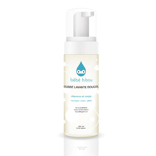 GENTLE WASH MOUSSE - 210 ml