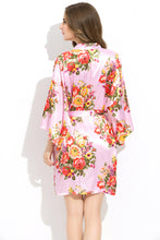 Bridesmaid Proposal Bridesmaid Gift Getting Ready Robe Bride Robe Kimono Robe