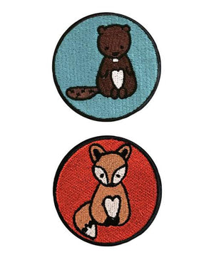 Cub Club Patches