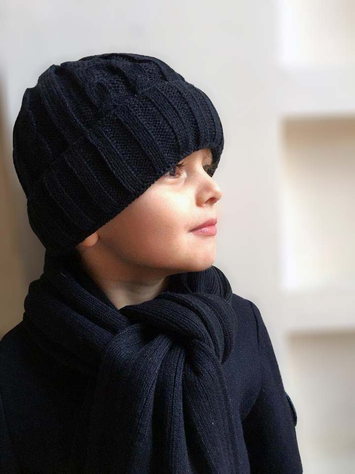 Cub Hat and Scarf