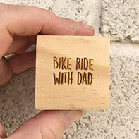 Activity Dice - Dad