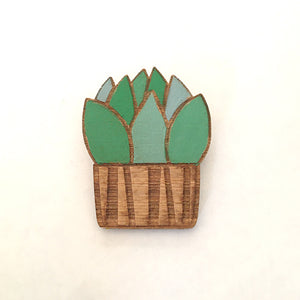 Agave Badge