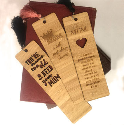 Mothers Day Bookmarks