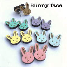 Load image into Gallery viewer, Bunny Earrings
