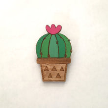 Load image into Gallery viewer, Pincushion Cacti Badge