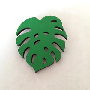 Monstera Badge