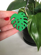 Load image into Gallery viewer, Monstera Badge