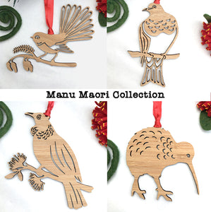 Manu Maori Collection