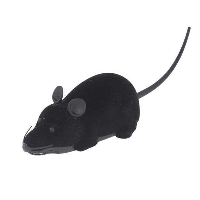 Cat Toys Wireless Remote Control Mouse Toy for Cat Simulation Electronic Rat Mice Toys Pet Cat Animal Supplies