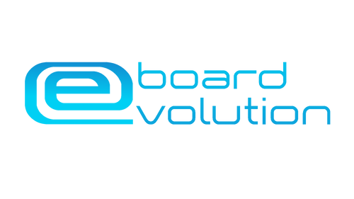 eboard evolution is the brand of electric evolution ltd. and was founded in 2018 by Thomas Schmidt & Robin Schnider. Their brand is about electric mobility devices, such as electric skateboards, eScooter, eBikes, Hoverboards, Segways, eBlades, eShoes aso.