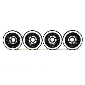 Glowing eSkate Wheels 97mm - with ABEC 11 Pulley