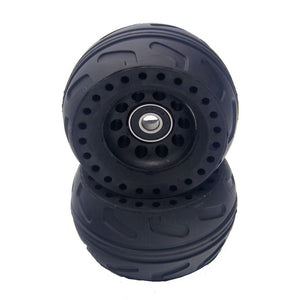 Honeycomb eSkate Wheels 105mm - with KEGEL Pulley