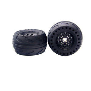 Honeycomb Profile Tyres - eBoard Wheels with KEGEL Pulley