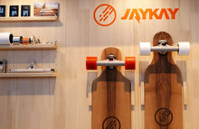 JayKay E-Truck - power eBoard