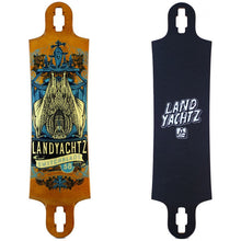 LANDYACHTZ Switchblade - eSkateboard Drop-Through Deck