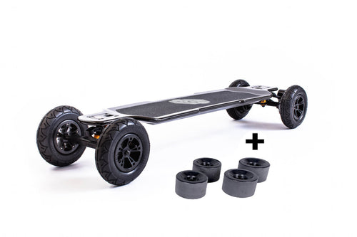 Max GTS Carbon 2in1 - Offroad eBoard