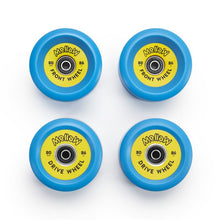 Mellow eBoard Wheel Set 80-90mm - with Sleeves