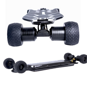 Black Panther - 2in1 Direktantrieb eBoard (Neue Generation)
