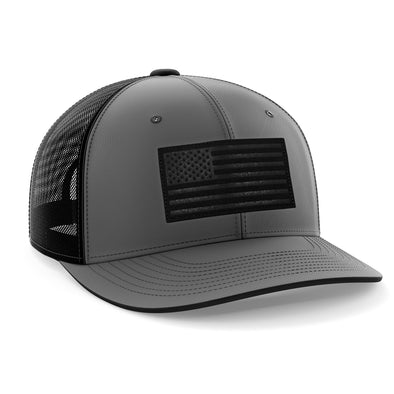 Headwear - Heather Gray | Snapback Cap