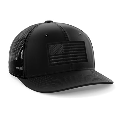 Headwear - Midnight Flag | Snapback Cap