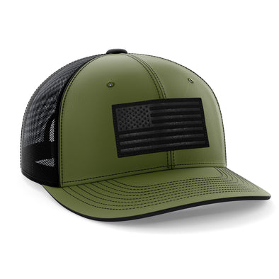 Headwear - Military Green | Snapback Cap