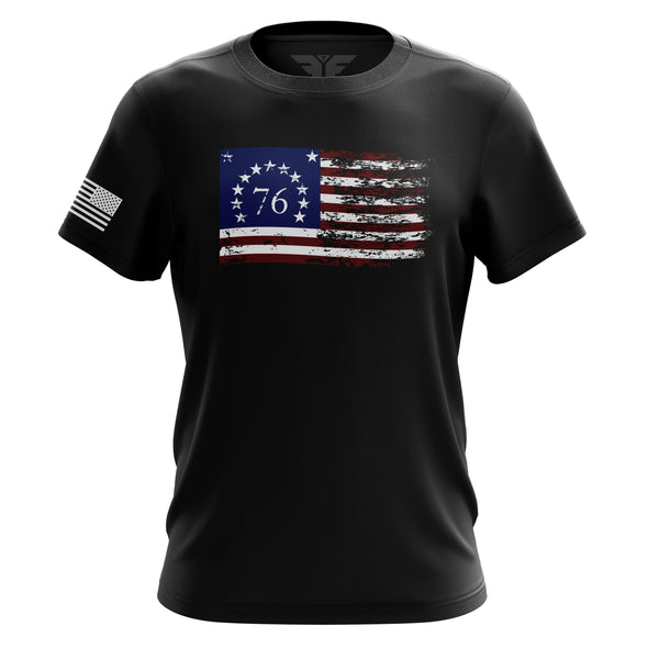 Men's Shirt - '76 Flag | Men's Tee